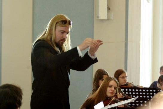 absolventský koncert Jakuba Přibyla 21.6. 2009 sál Martinů, HAMU